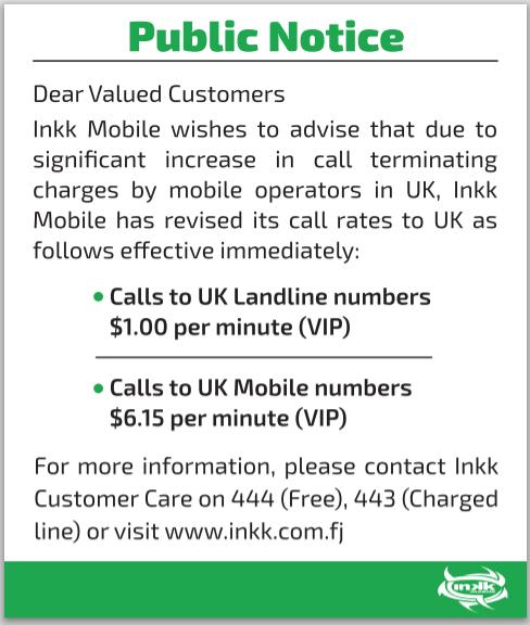 UK CALLS inkk